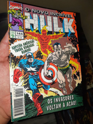 O incrível Hulk 144