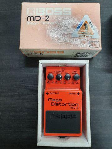 Boss Mega Distortion Md2