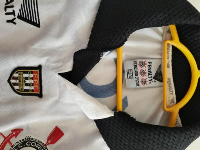 Camisa oficial do Corinthians  - Foto 2