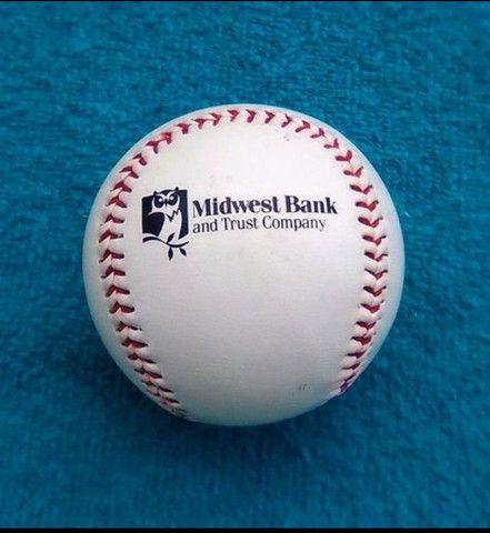 Bola de Baseball Oficial Flyers de Chicago - Foto 2