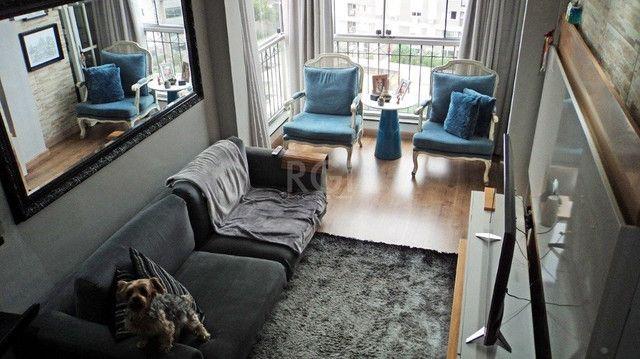 Apartamento à venda com 3 dormitórios em São sebastião, Porto alegre cod:EL56356472 - Foto 18