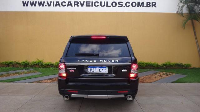 RANGE ROVER SPORT 2012/2013 3.0 HSE 4X4 V6 24V BITURBO DIESEL 4P AUTOMÁTICO - Foto 4