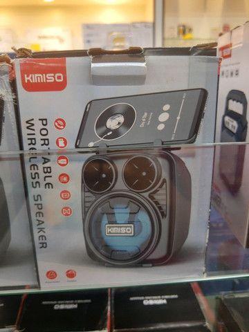 Caixa de som pequena pequena bluetooth USB cartão rádio