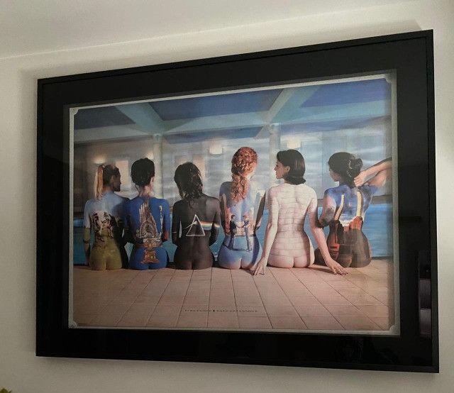 Quadro cubo 3D Pink Floyd Maravilhoso!!!! - Foto 2