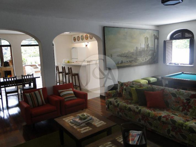 Casa à venda com 5 dormitórios em Gávea, Rio de janeiro cod:22652 - Foto 4