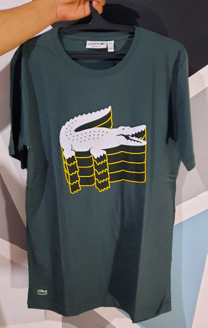 Camiseta Malha Peruana 30.1 - Foto 5