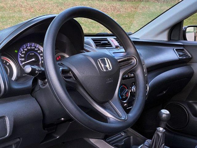 Honda City 1.5 LX 4p Flex - Foto 8