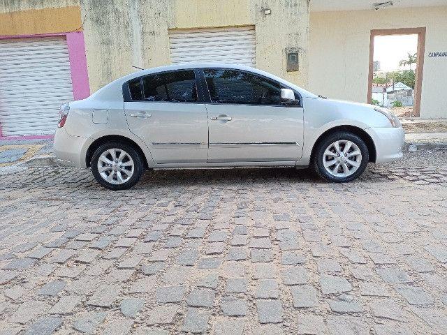 Nissan Sentra 2.0 S 16V Flex 4P Automático - Extra! Oportunidade Única! - Foto 4