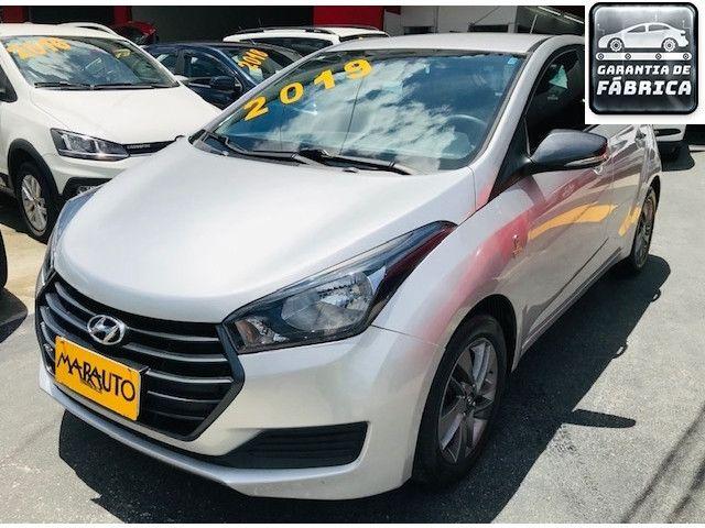 Hyundai Hb20 2019 1.0 copa do mundo fifa 12v flex 4p manual