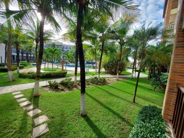 Apartamento Terreo de 3 quartos Pé na Areia Beach Living Porto das Dunas