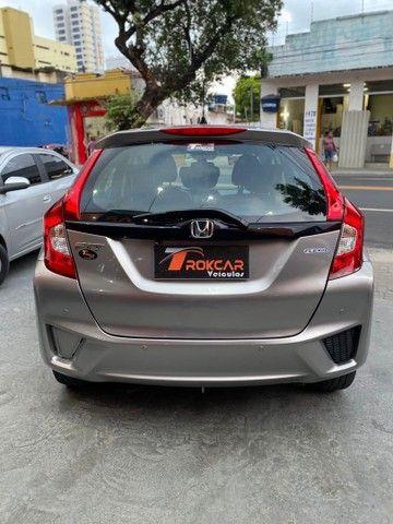 Honda Fit 1.4 LX CVT Automatico 2015 EXTRA !!! - Foto 2