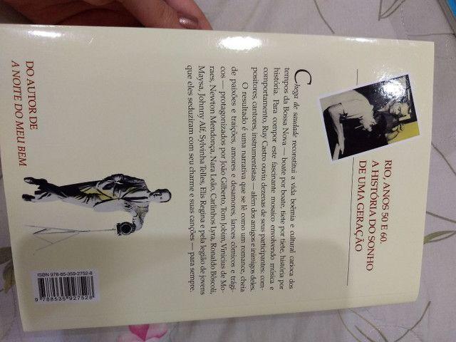 Livro Chega de Saudade  - Foto 2