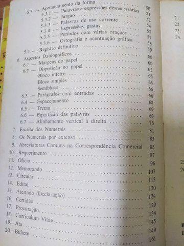 LIVRO TÉCNICAS DE REDAÇÃO - Foto 4
