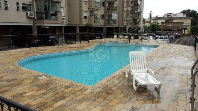Apartamento à venda com 3 dormitórios em São sebastião, Porto alegre cod:EL56356472 - Foto 17