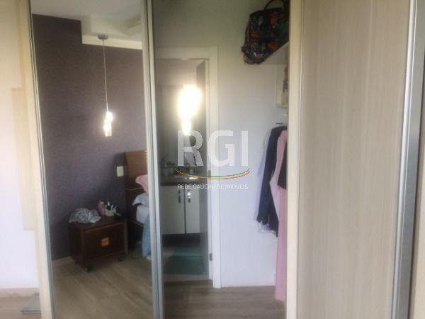 Apartamento à venda com 3 dormitórios em Jardim lindóia, Porto alegre cod:NK19206 - Foto 13