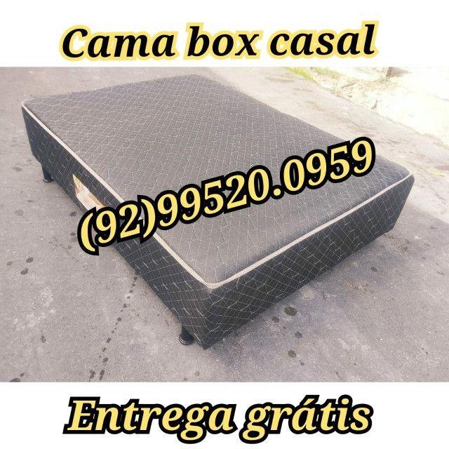 Cama Box de Casal#####