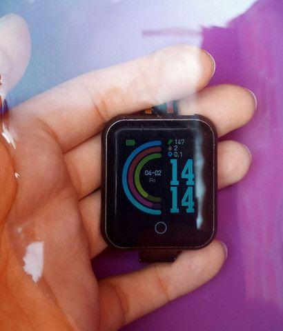 Smartwatch Y68 (Segunda Mão) - Foto 3