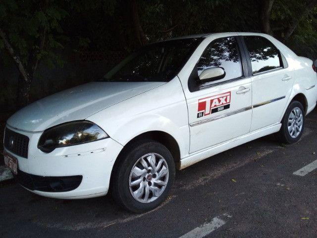 Pra Vender Logo, Siena Tretrafuel 2010 Completo, Carro Taxi Incluso Praça em João p. - Foto 2