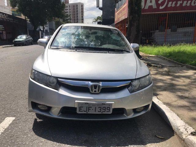 Honda new civic automatico