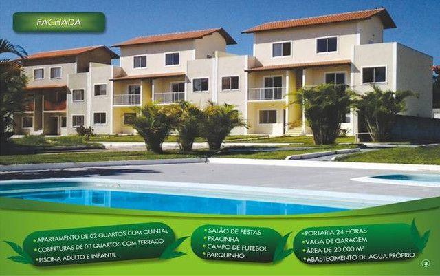 Apartamento 03 quartos 130mil 02 quartos 120mil
