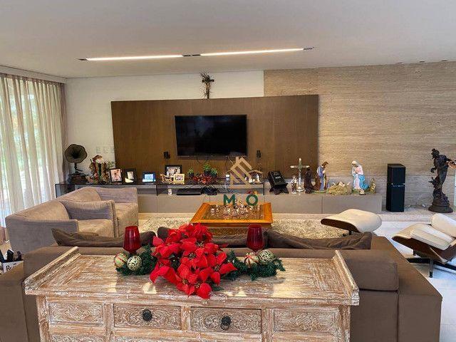 Casa com 4 dormitórios à venda, 650 m² por R$ 4.500.000 - Porto das Dunas - Fortaleza/CE - Foto 14