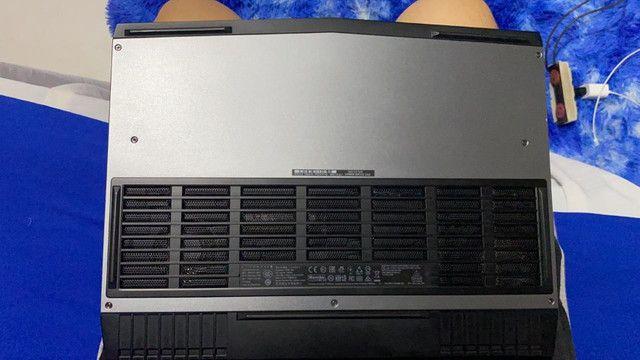 Notebook Gamer Alienware 15 R3 + HEADSET G935 - Foto 6