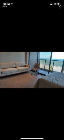 Belíssimo studio a beira mar de Maceió  - Foto 4