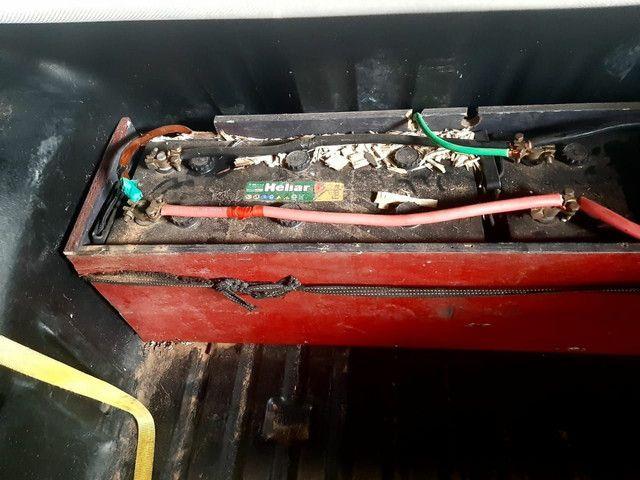 Bateria 150 ampére - Foto 2