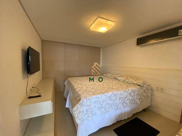 Casa com 4 dormitórios à venda, 650 m² por R$ 4.500.000 - Porto das Dunas - Fortaleza/CE - Foto 18