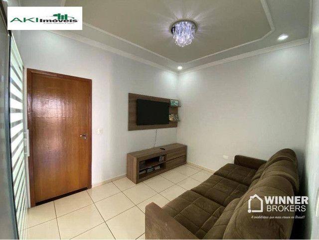 Casa com 2 dormitórios à venda, 78 m² por R$ 252.000,00 - São José - Sarandi/PR - Foto 5