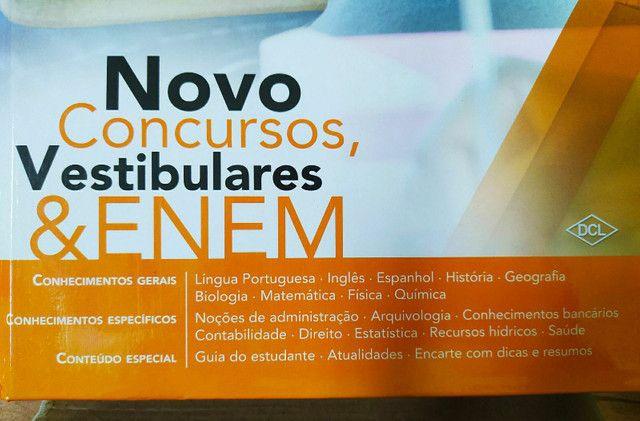 NOVO CONCURSOS VESTIBULARES E ENEM - Foto 5