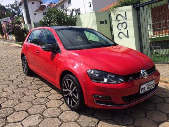 VOLKSWAGEN GOLF TSI 1.4 TURBO