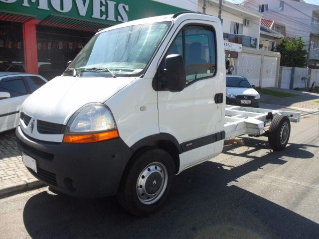 RENAULT MASTER 2.5 CHASSI