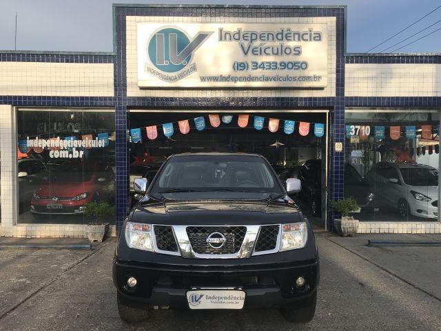 Nissan Frontier 2.5 4p Sel 4x4 Cabine Dupla