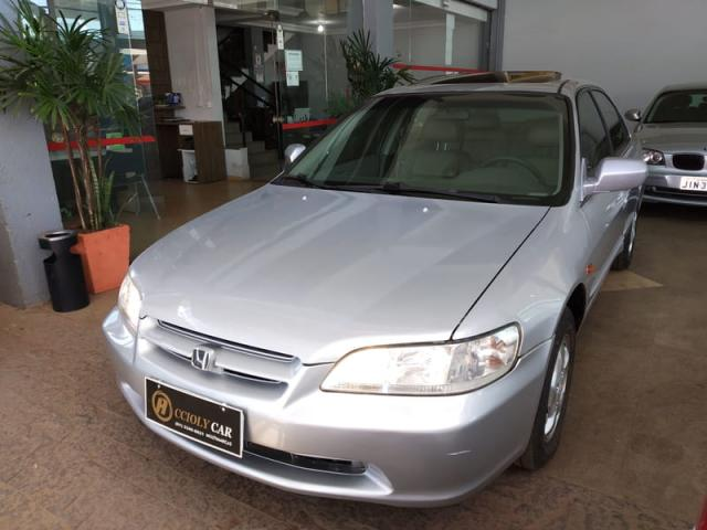 HONDA ACCORD SEDAN EXRL AT 2.3 16v 4P 2002