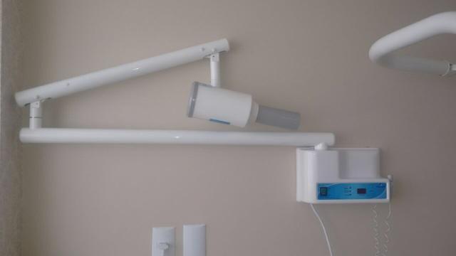 Rx odontológico Proscion de parede