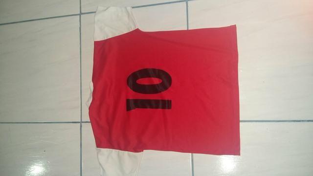 Camisa de time feminino