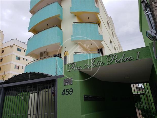 Apartamento à venda com 3 dormitórios em Jardim américa, Goiânia cod:839095