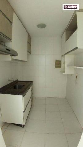 Apartamento à venda, 62 m² por r$ 195.000,00 - plano diretor sul - palmas/to