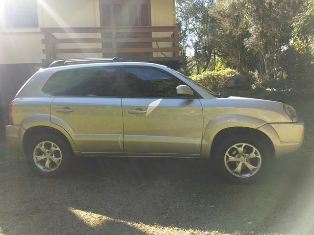 Hyundai Tucson 2.7 mpfi gls 24v 180cv 4wd gasolina 4p automático - Foto 3