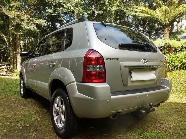 Hyundai Tucson 2.7 mpfi gls 24v 180cv 4wd gasolina 4p automático - Foto 6