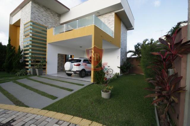 Linda casa duplex no Green Clube 2 - Foto 2