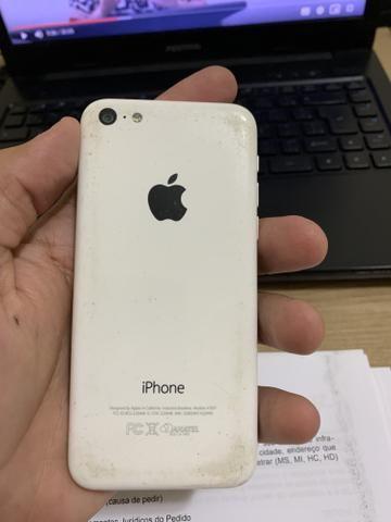 Iphone 5c branco - Foto 2