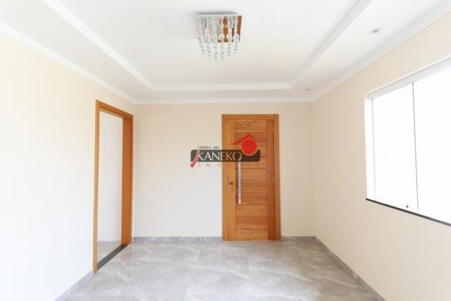 8287 | casa à venda com 3 quartos em boqueirão, guarapuava - Foto 5