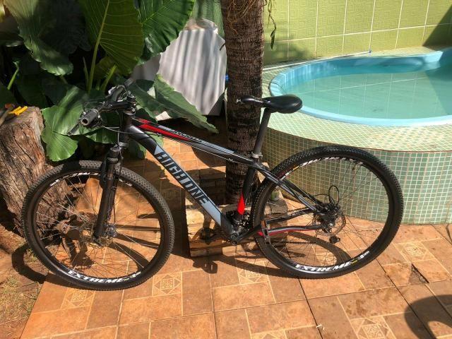 Montain bike 29 freios hidráulicos - Foto 2
