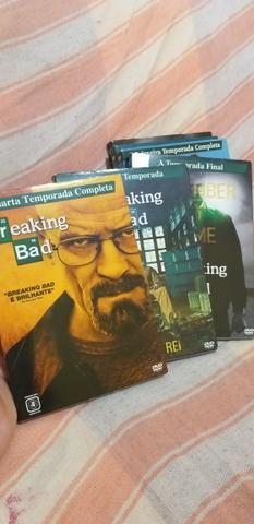Breaking Bad série completa