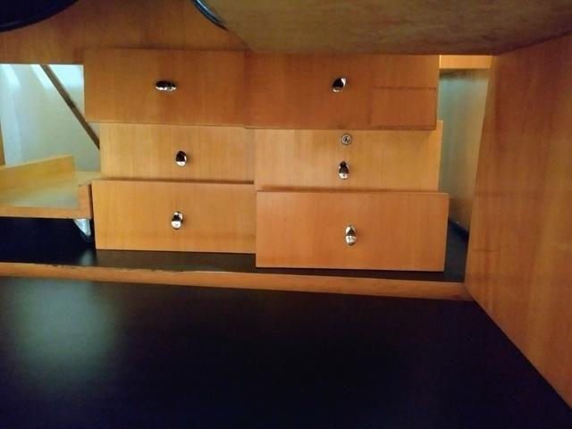 Mesa escritório, padrão superior, super reforçada - Foto 2