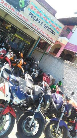 Vendo motopeças e serviços - Foto 12