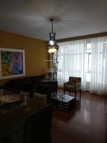 Apartamento à venda com 3 dormitórios em Centro, Petrópolis cod:4137