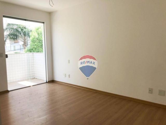 Apartamento garden com 4 dormitórios à venda, 130 m² por r$ 750.000,00 - buritis - belo ho - Foto 12